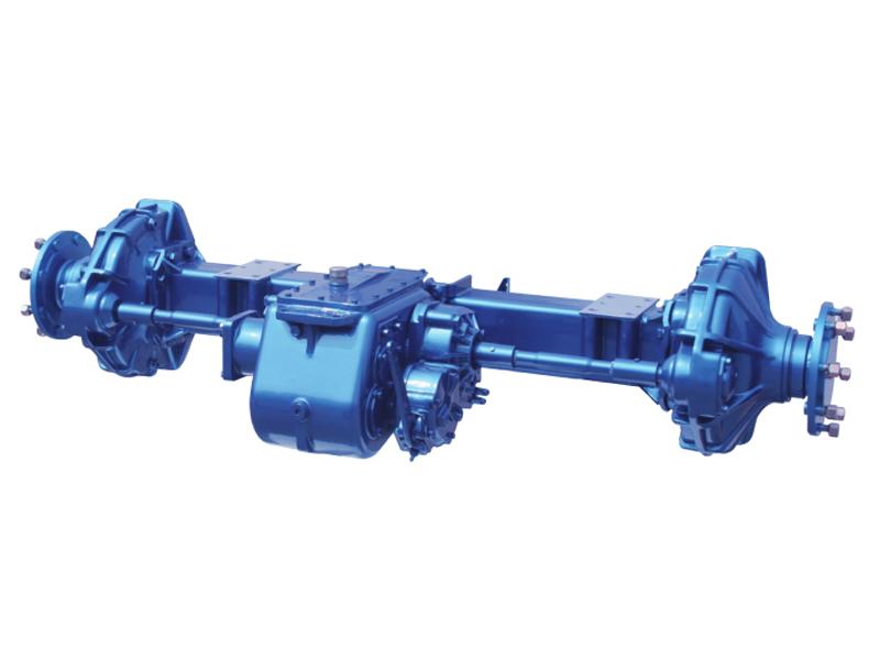 LX4-6 收獲機液壓驅動前橋箱