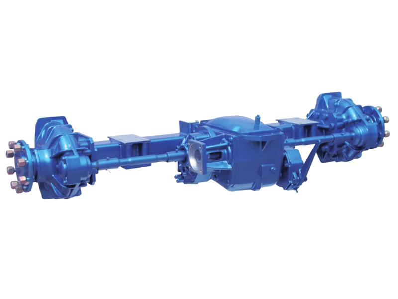 LX2-4 收獲機液壓驅動前橋箱